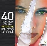 Photo du livre La retouche photo numerique