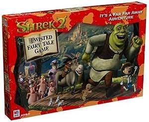 Shrek 2  - Twisted Fairy Tale Game