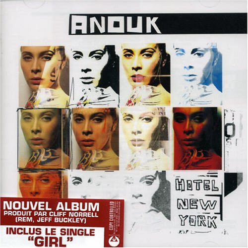 Anouk - Hotel New York - Lyrics2You