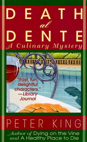 Death Al Dente: A Gourmet Detective Mystery (Culinary Mysteries)