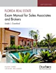 Florida Real Estate Exam Manual for S...