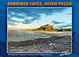 Bamburgh Castle 1000 Piece Jigsaw Puzzle (New Edition)