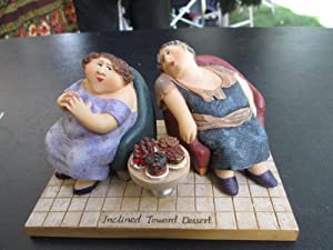Inclined Towards Dessert - Erika Oller Real People Collection