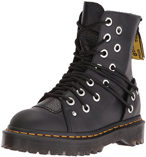 Dr. Martens Woman Boot Black, Black, 37