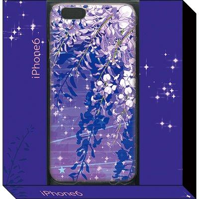 藤・和柄 iPhone6ケース (くみくみアートキッチン)