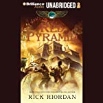 The Red Pyramid: The Kane Chronicles, Book 1 (       UNABRIDGED) by Rick Riordan Narrated by Kevin R. Free, Katherine Kellgren