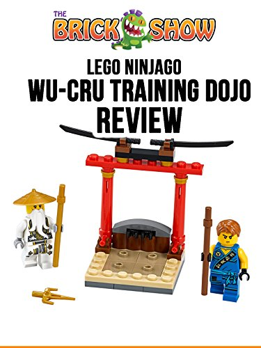 LEGO Ninjago Wu-Cru Training Dojo Review (30424) on Amazon Prime Video UK