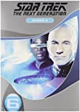 Star Trek : The Next Generation : L'Intégrale Saison 6 - Coffret 7 DVD (Nouveau packaging)