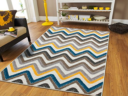 Funky Yellow And Blue Area Rugs Funk This House