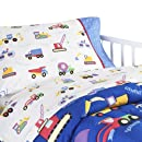 Olive Kids Under Construction Toddler Comforter Bed Set
