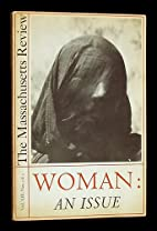 Woman: An Issue - The Massachusetts Review…