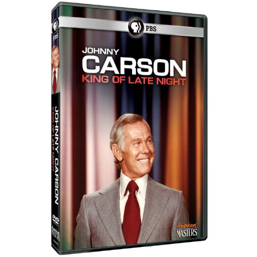 Cover art for  American Masters: Johnny Carson: King of Late