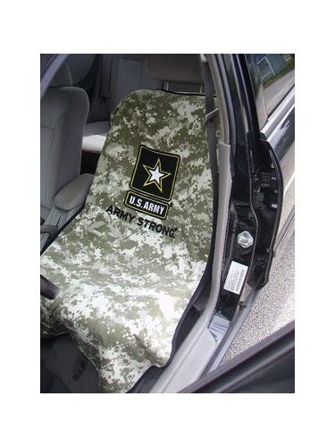Seat Armour Sa200Usarmy Camo 'Us Army' Seat Cover front-166414