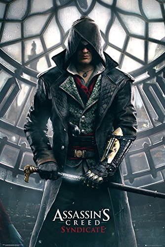 "GB eye Ltd - Maxi Poster, soggetto: ""Assassins Creed Syndicate Big Ben"", 61 x 91,5 cm"