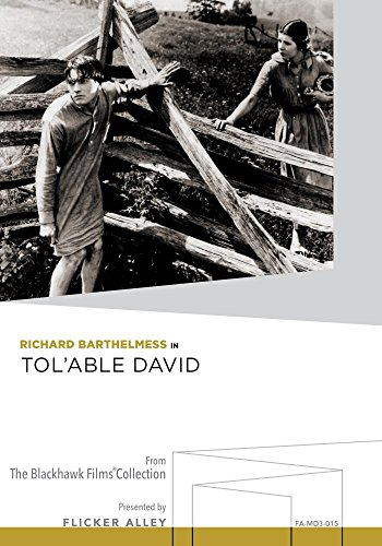 DVD : Tol'able David