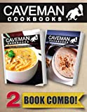 Paleo Freezer Recipes and Paleo Vitamix Recipes: 2 Book Combo (Caveman Cookbooks)