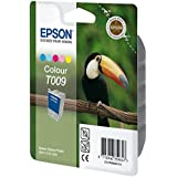 Epson Stylus Colour Ink Cartridge T009 - for Epson Stylus Photo 900 / 1270 / 1290