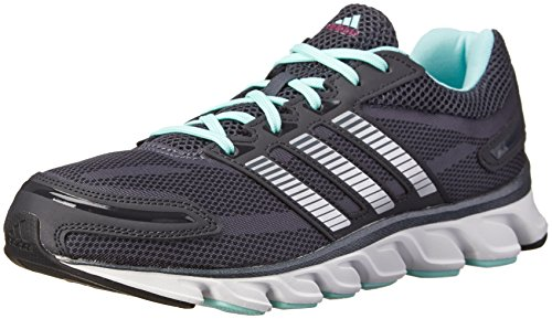 adidas Performance Women's Powerblaze W Running Shoe, Night Grey/Silver, 11 M US (Adidas Adiprene Shoes compare prices)