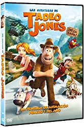 Tadeo Jones [DVD]