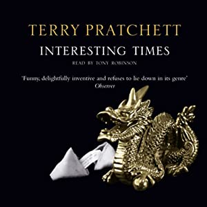 Interesting Times: Discworld, Book 17 | [Terry Pratchett]