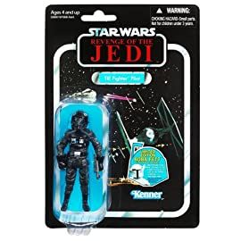 TIE Pilot VC65 Star Wars Vintage Collection Action Figure