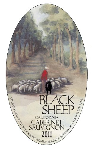 2011 Black Sheep Winery California Cabernet Sauvignon 750 Ml