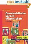 Germanistische Sprachwissenschaft. UT...