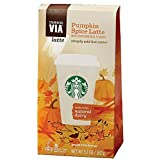 Starbucks VIA®, Ready Brew, Pumpkin Spice Latte (1 Box-5 ct)