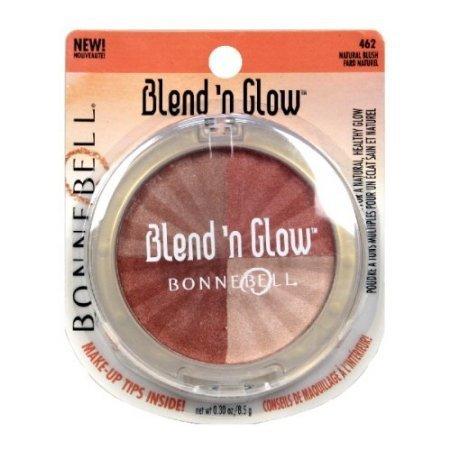 bonne-bell-blend-n-glow-multi-tone-powder-natural-blush-030-oz-2-pack