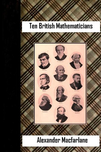 Ten British Mathematicians