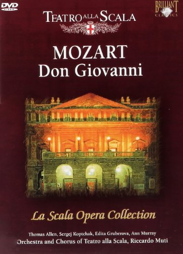 La Scala Opera Collection - Mozart: Don Giovanni - Various Artists [2007] [DVD]