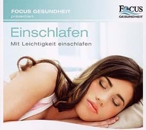 Focus Gesundheit-Einschlafen