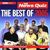 The News Quiz - The Best of 2005 (Audio)