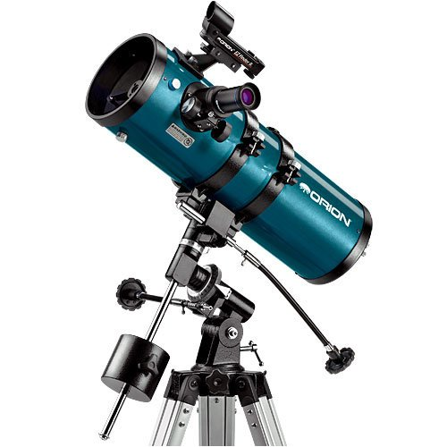 Orion StarBlast 4.5 EQ Reflector - Telescope - f/4.0 - reflector