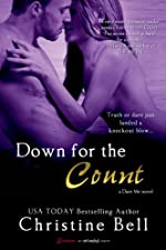 Down for the Count (A Dare Me Novel) (Entangled Brazen)