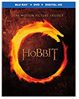 The Hobbit: Motion Picture Trilogy (Blu-ray) from New Line Home Video