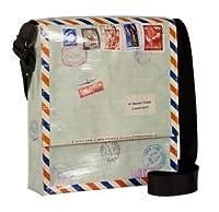 BlueQ Airmail Messenger Bag by BlueQ