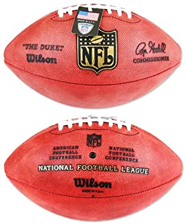 Wilson F1100 Official NFL Game Football (Roger Goodell Signature)
