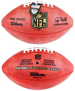 Wilson Official NFL Football - Goodell by WSB
