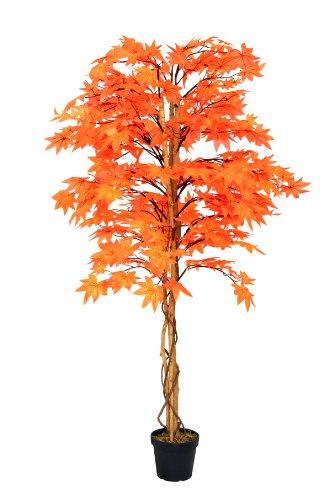 ahornbaum kunstbaum k nstlicher ahorn ca 1 50 m inclusive topf