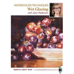 Watercolor Techniques - Wet Glazing