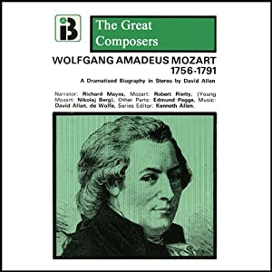 Wolfgang Amadeus Mozart: 1756 - 1791 | [David Allen]