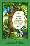 Alex and Friends, Ses Amis, I Suoi Amici, Seine Freunde, Sus Amigos: Children's Adventure Story Told in Italian on CD to Develop Listening Skills in a Second Language (Italian Edition)