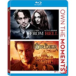 From Hell/The Order [Blu-ray]