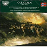 Olsen: Symphony in G; Suite for String Orchestra; Asgaardsreien