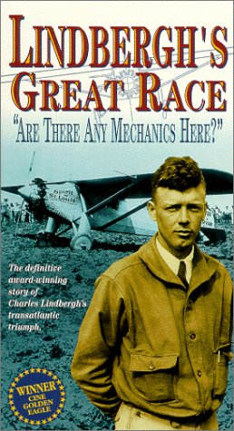 Lindbergh's Great Race [VHS] [Import]