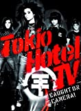 """echange, troc Tokio Hotel TV """"Caught on camera"""" + Girlie T Shirt taille Small"""