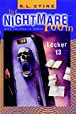 LOCKER 13 (NIGHTMARE ROOM) (0007104502) by R. L. STINE