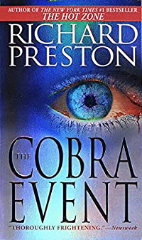 The Cobra Event by Richard Preston ebook deal