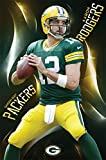 Green Bay Packers- Aaron Rodgers 2015 Poster 22 x 34in